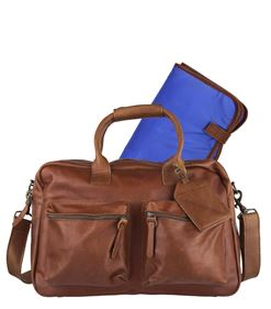 Cowboysbag  The Diaperbag 1249-300 cognac